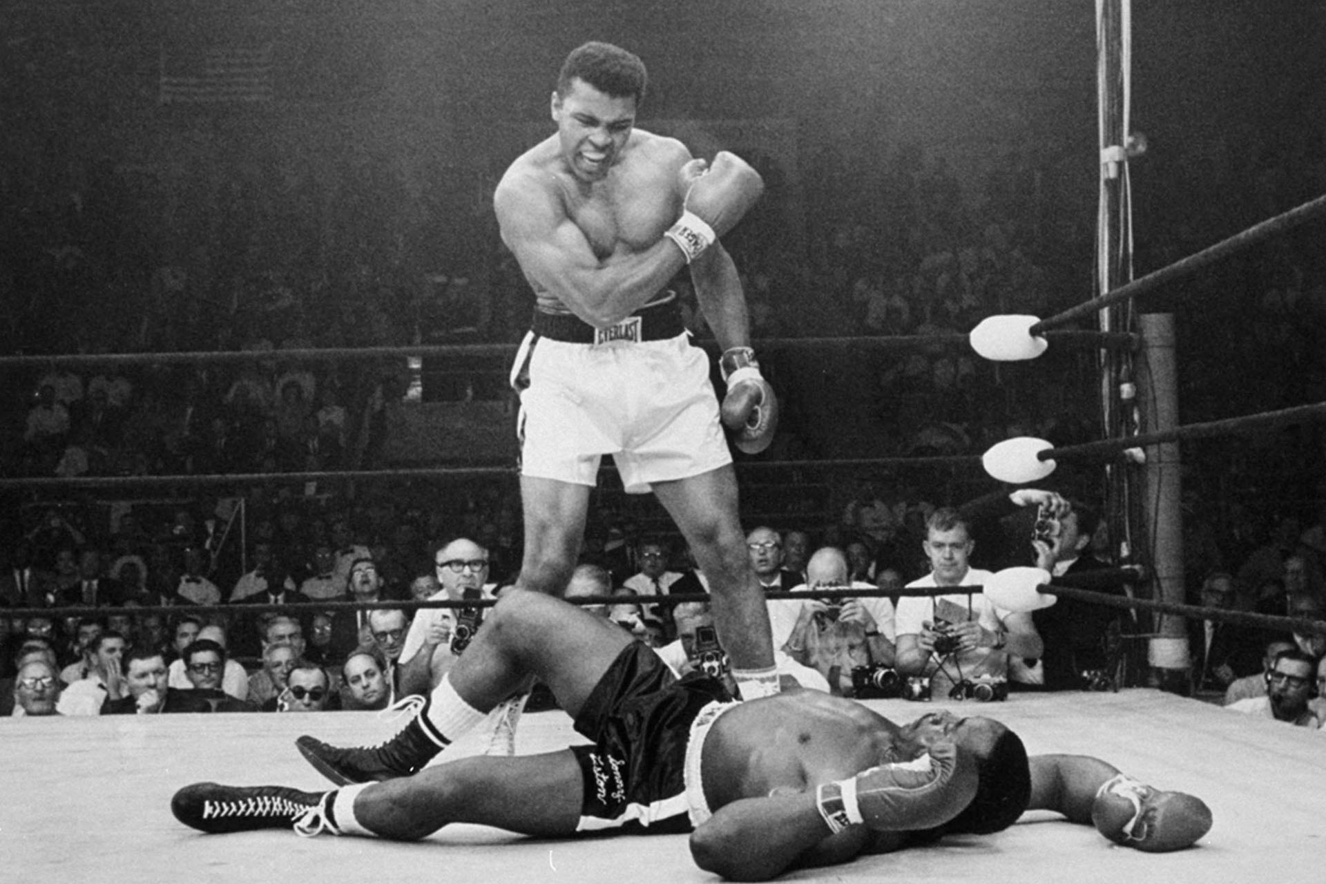 Muhammad Ali Knockout