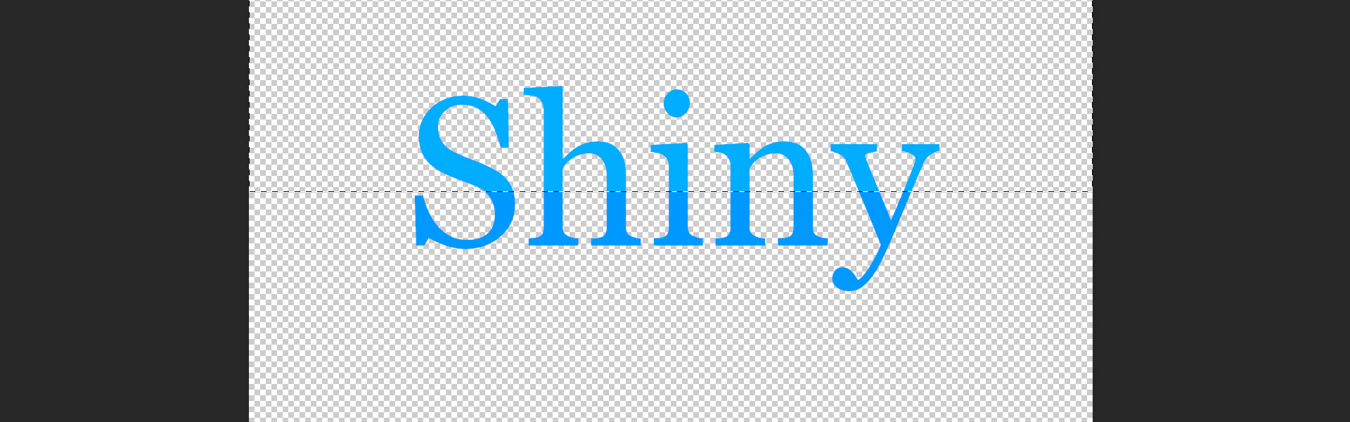 Shiny Text: Step 4